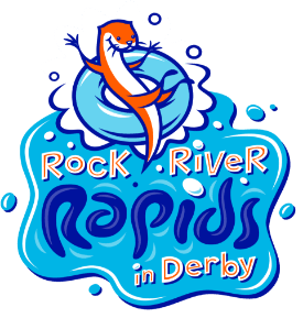 Footer Rock River Rapids in Derby