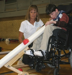 Dylan Clifton at Boccia Night.jpg