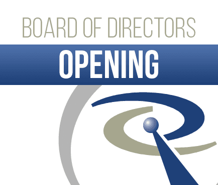 DRC Board of Directors Position Announcement